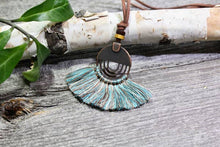 Load image into Gallery viewer, Rustic Boho Necklace