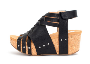 Bastion Wedge Sandal