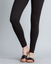 Load image into Gallery viewer, Full length wide waist leggings