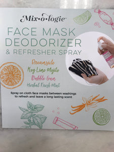 Face Mask Deodorizer