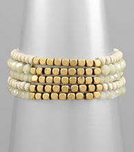 Load image into Gallery viewer, Layered Beads Bracelet