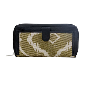 GREEN FOLIAGE WALLET