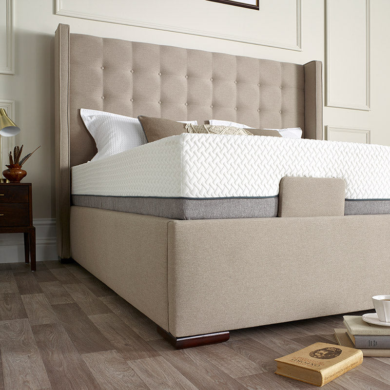Edel Adjustable Bed and Mattress