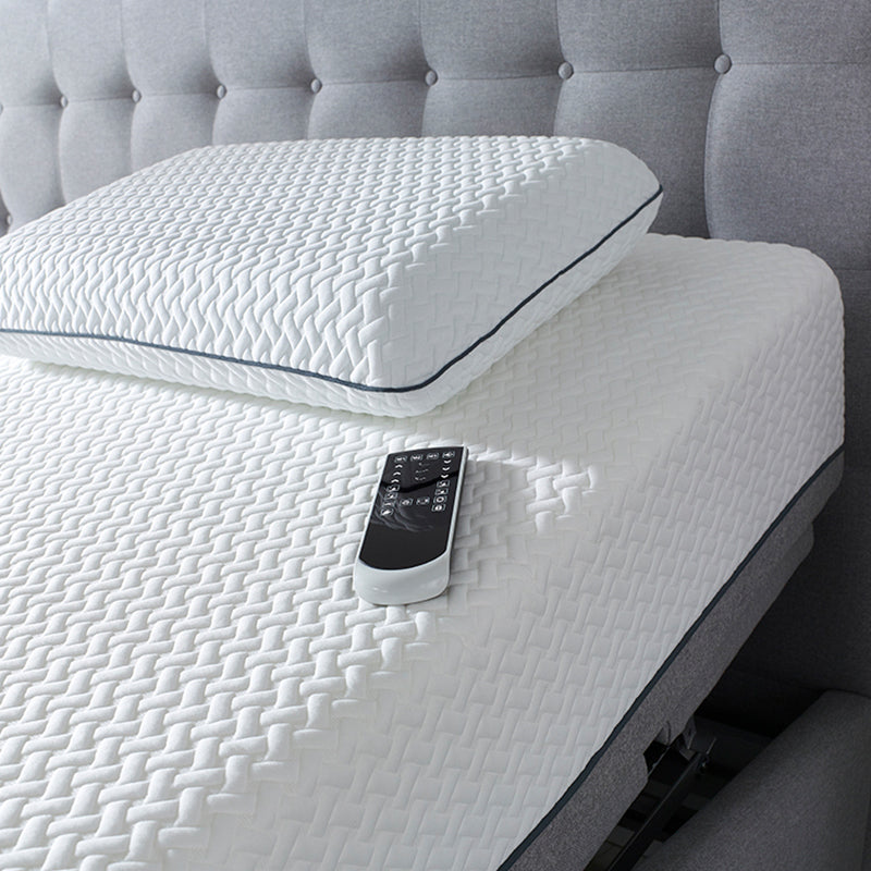 Mattress on Electric Base