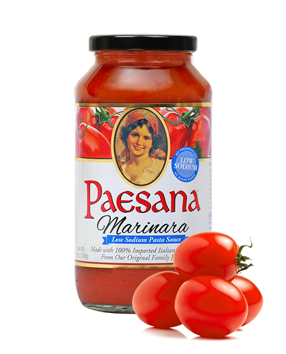 Low Sodium Marinara Sauce 25oz