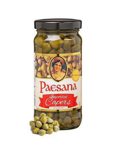 Imported Capers 8oz