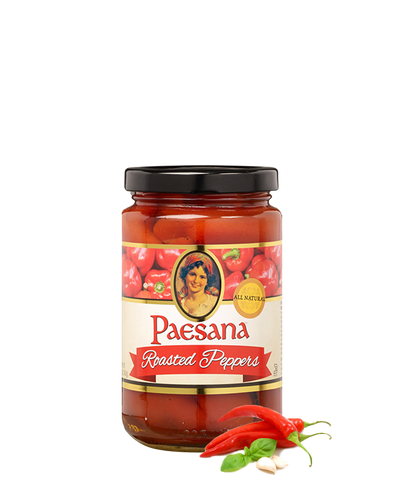 Fire Roasted Peppers 12 Oz