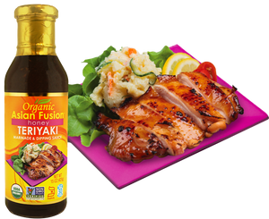 Honey Teriyaki