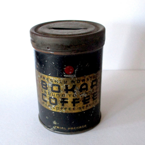 Vintage Tin Cans   from the 1920's and 1930's