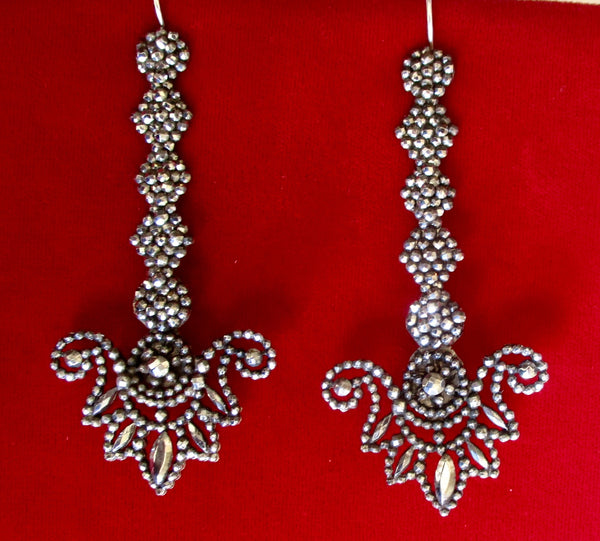 Earrings-Victorian