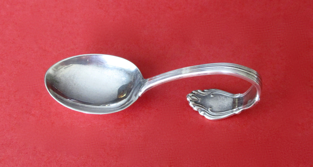 Antique Sterling Silver Baby Spoon