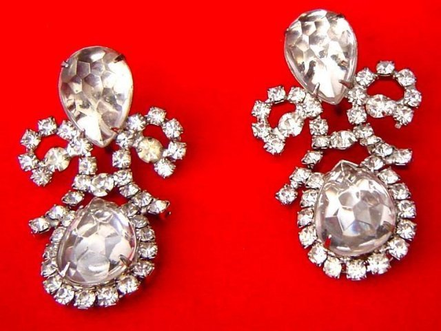 Pair of Kenneth Jay Lane Earrings