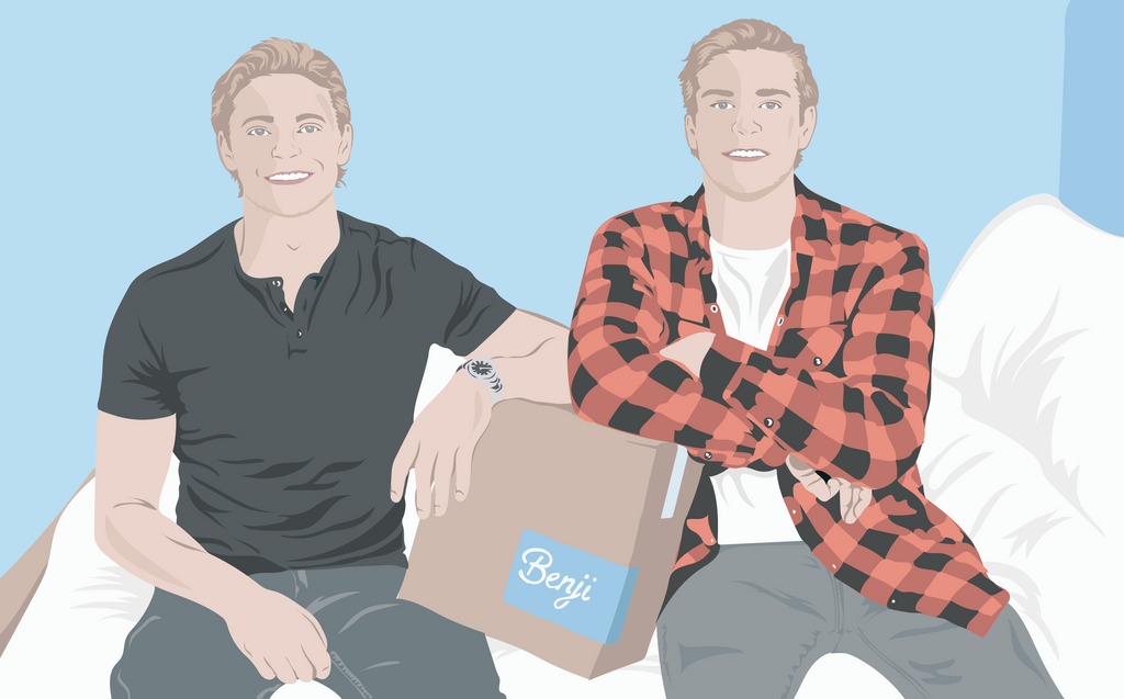 These brothers are changing the way Canadians are buying bed sheets!