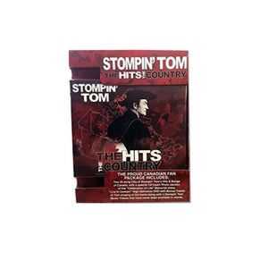 Stompin Tom The HIts Fan Pack