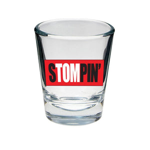 Stompin' Tom Shot Glass