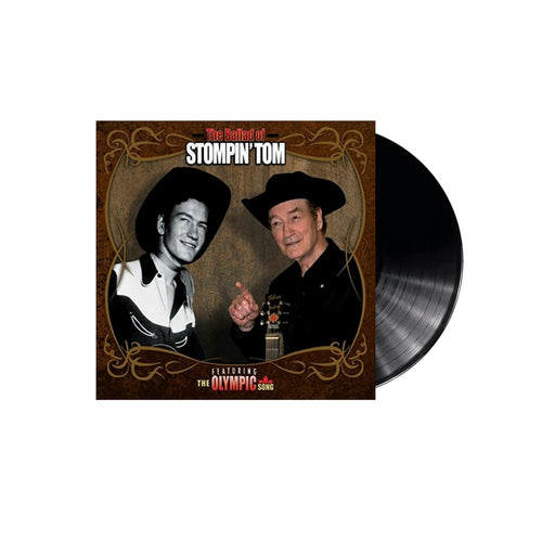 Vinyl- The Ballad of Stompin' Tom