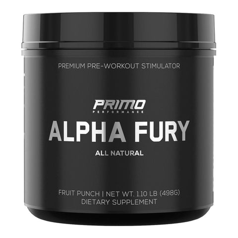 Alpha Fury: Fruit Punch
