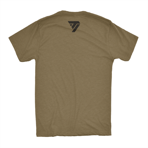 TYN Muscle Shirt: Military