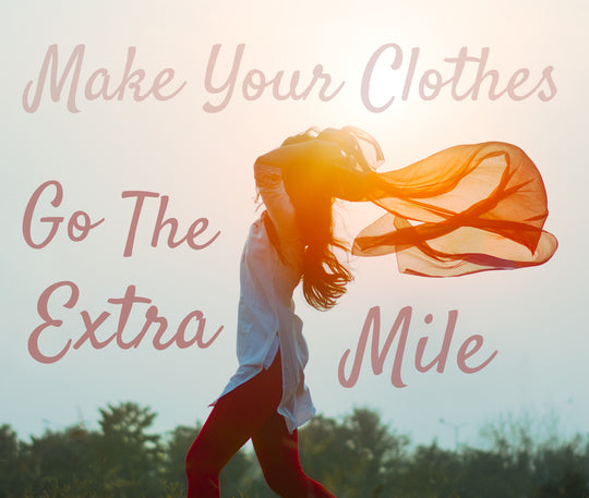 3 Tips To Make Your Clothes Last Longer