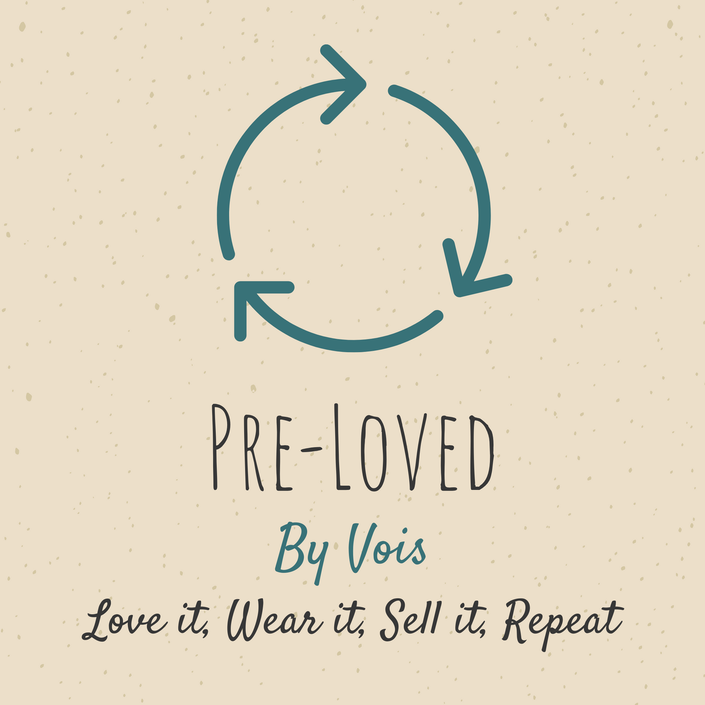 Vois Pre-Loved Collection Clothing