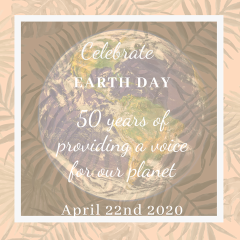 Earth Day 2020 with Vois Conscious Woman's Clothing