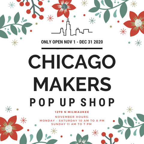 Chicago Makers Pop Up Shop