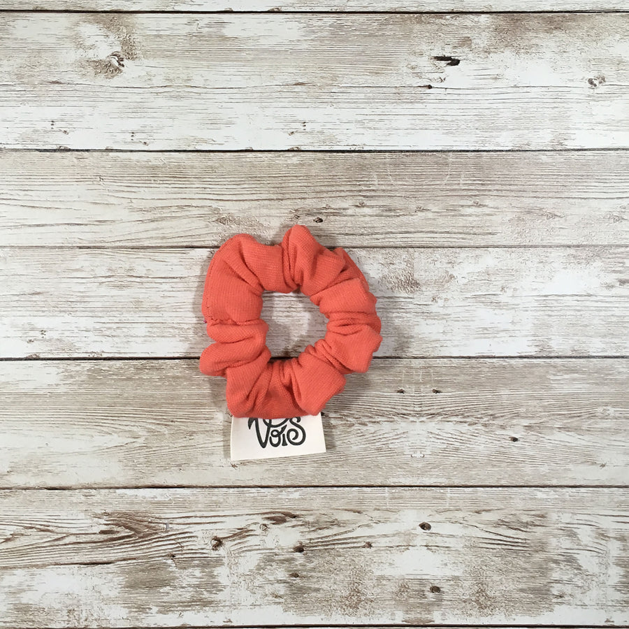 Small Zero-Waste Scrunchie Trio - Set of 3