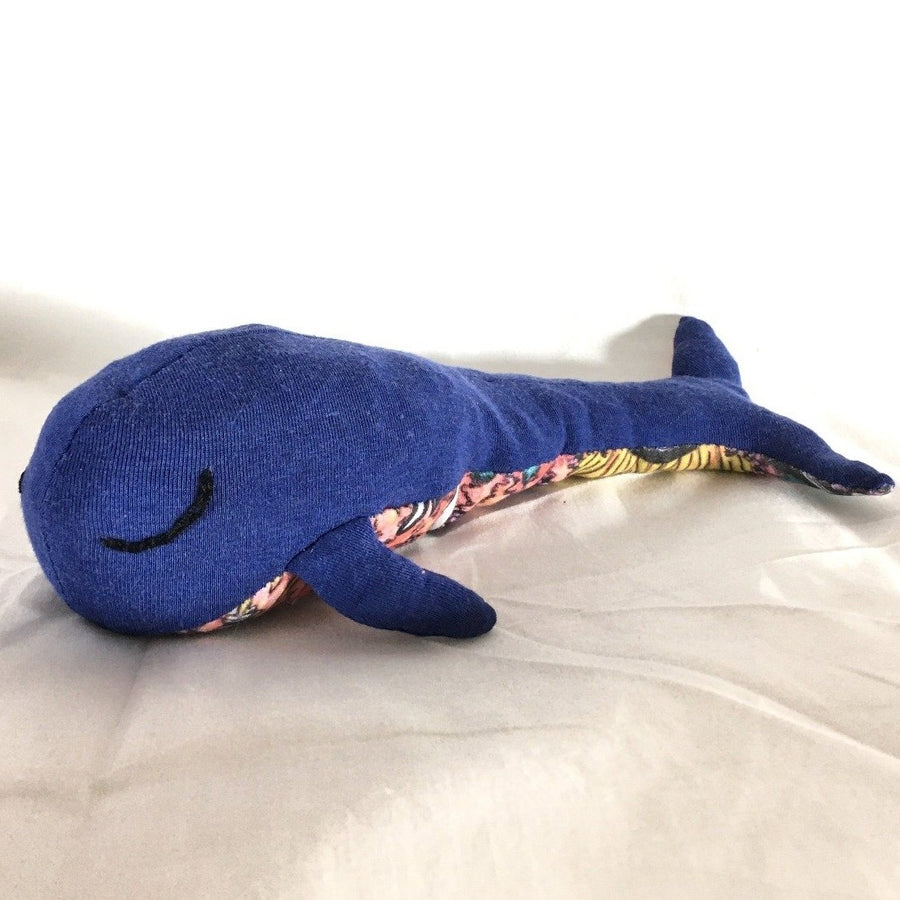 shopvois.com vois zero waste stuffed animal whale