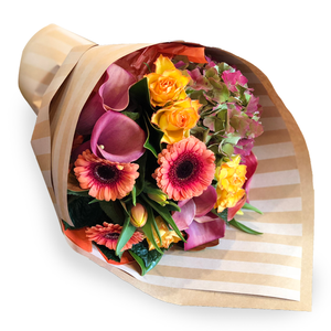 Autumn Bouquet - Tomuri & Co. Floral Designs