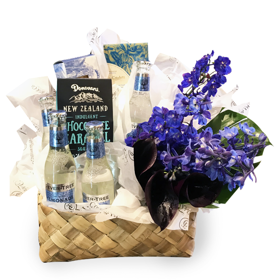 Ocean Breeze Gift Basket