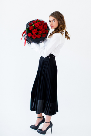 Twenty Red Roses - Tomuri & Co. Floral Designs