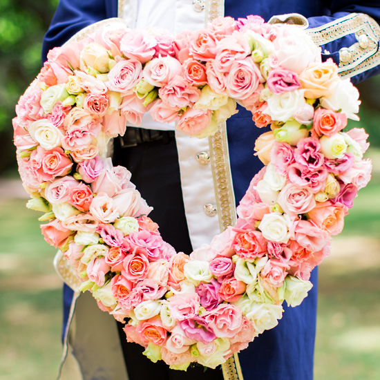 I Heart You Tribute - Tomuri & Co. Floral Designs