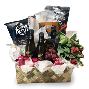 Mens Gift Basket - Tomuri & Co. Floral Designs