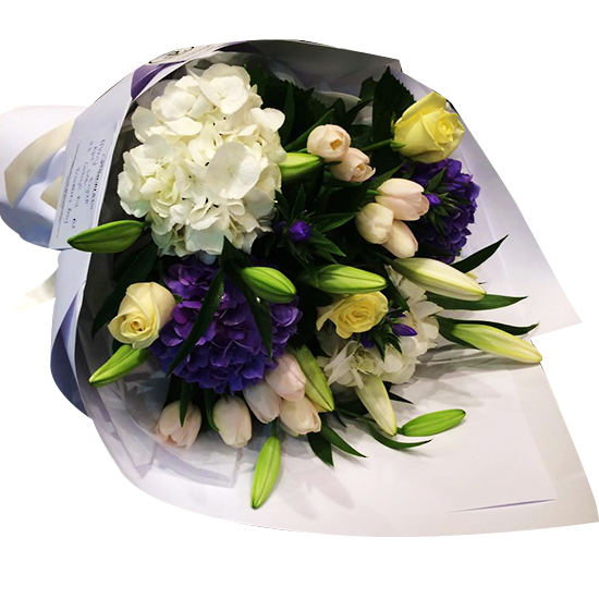 Tawa Bouquet - Tomuri & Co. Floral Designs