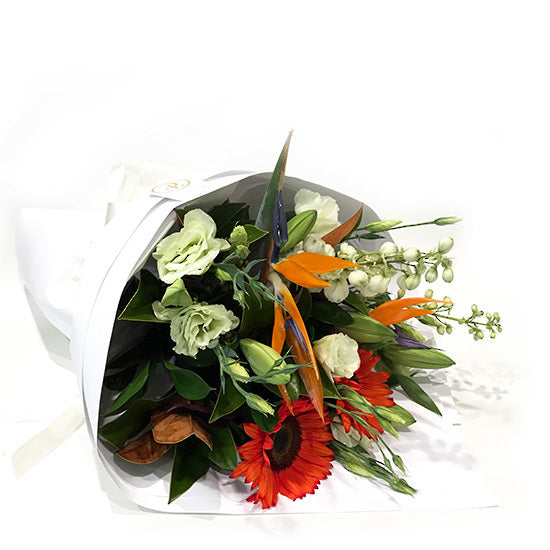 Tropical Paradise - Tomuri & Co. Floral Designs