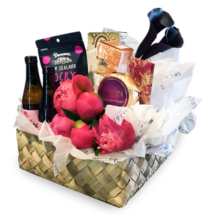 Gorgeous Gift Basket - Tomuri & Co. Floral Designs