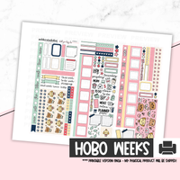 Hobonichi Weekly Kit - New Horizons