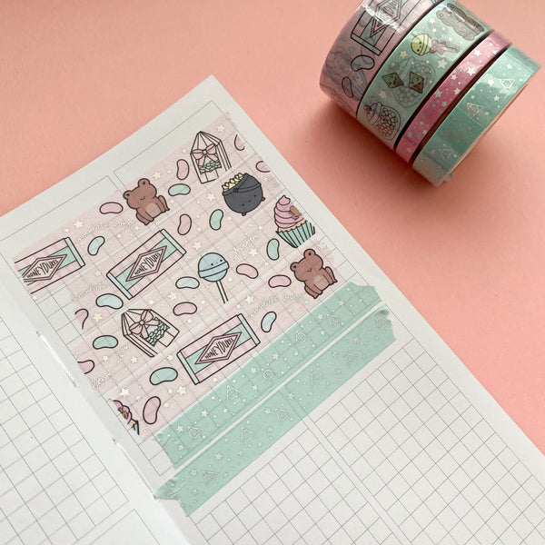 Honeydukes Washi