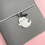 Spooky Ghost Charm