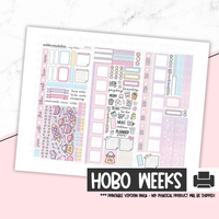 Hobonichi Weekly Kit - Spaced Out