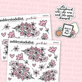 You're The Best - Floral Minis