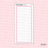 Daily Duo Planner Sticker Kit -  [Daydreamer]