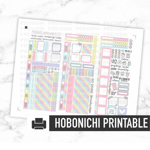 Hobonichi Weeks Kit - Small Things