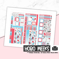 Hobonichi Weeks Kit - USA