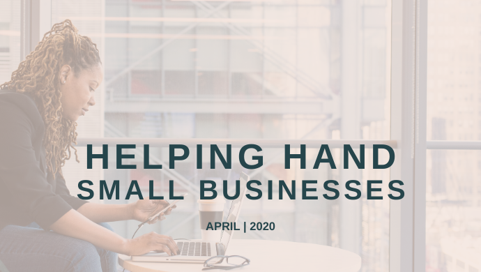 Helping Hand - Small Businesses