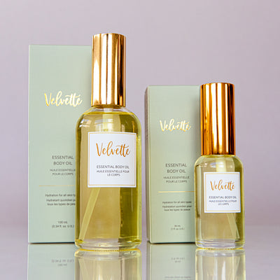 Velvette Essential Body Oil