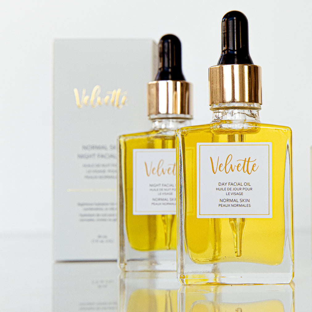 Velvette Normal Skin Day Facial Oil