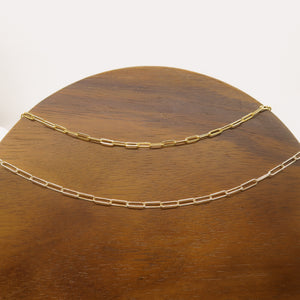 Italio Gold Chain Necklace