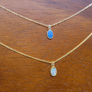 Precious Stone Necklace