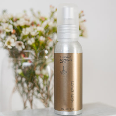 Mikel Kristi Purifying Face Wash